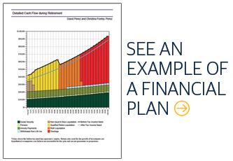 See an example of a financial plan